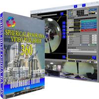 Spherical Panorama 360 Video Publisher Software screenshot medium