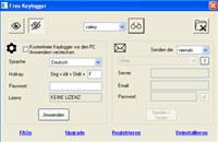 Kostenfreien Keylogger screenshot medium
