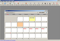 Smart Calendar Software screenshot medium