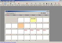 Smart Calendar Software screenshot medium