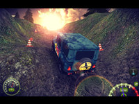 Russian Off Road Simulator HD screenshot medium