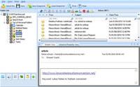 Restore PST files