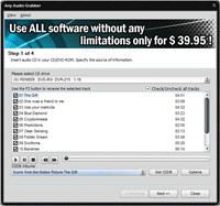 Any Audio Grabber screenshot medium