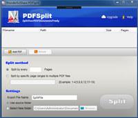 PDF Split Pro