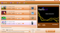 Rayfoxsoft Total Video Converter