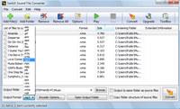 Switch Audio File Converter Free screenshot medium