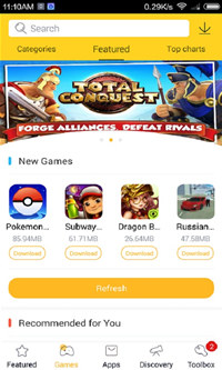 MoboPlay for Android