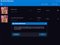 DVDFab DRM Removal for Apple screenshot medium