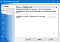 Remove Attachments for Outlook screenshot medium